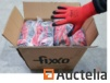 240 pairs of nitrile work Gloves size 10 new