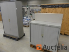 3 Flap Cabinets