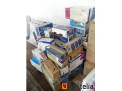 35 cartridges and Toners HP, Xerox, Brother