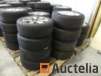 4 rims with tires for Audi A4-A6, 4 rims with tires for Audi