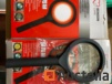 4 x magnifying glass with 6x led 85mm