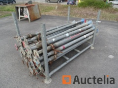 40 trench struts ADRIA, HUNEBEECK, others marques