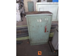 7 Metal Cabinets