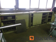9 Metal Cabinets