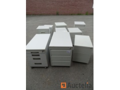 9 Small dimensions Drawer office table Cabinets various