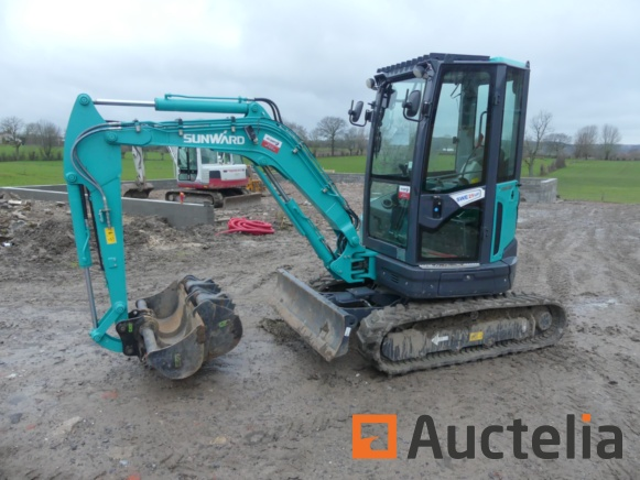 Agricultural machines and Construction machinery