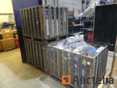 Balance of NEW parts for DAF AG75PR5 truck