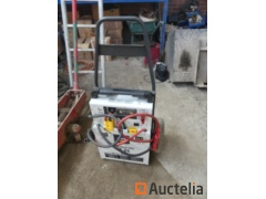 Battery Booster on trolley GYS Startpack Pro 12.24