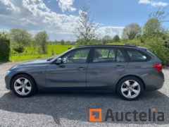 BMW 316dA Touring Facelift - Automatic - 1st owner - 2017 -