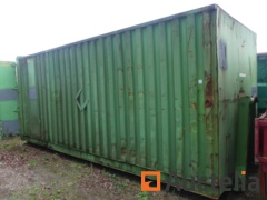 Bude Maritime Container