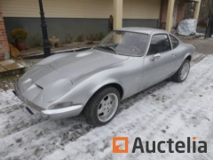 Car OPEL GT 1900 (1970-4951 km)
