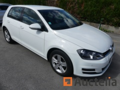 Car VOLKSWAGEN GOLF TDI (2016-84237 km)