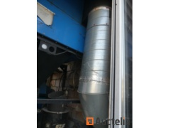 Chip extractor unit for CNC SAF