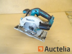 Circular saw Makita DHS680Z portable 18 Volts