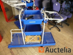 Cleaning trolley Boma CONCEPTCAR