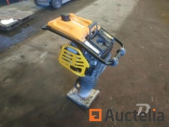 Compactor Belle RTX68. - REF2546