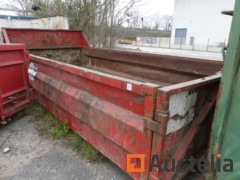Container 12 m² Open