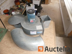 Coral AC350 Suction motor