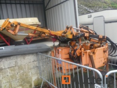 Crane arm for tractors (BFA-30)