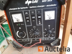 DAV Battery charger Reference 2843