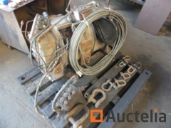 Double electric winch Werner