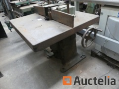 DUCUROIR Wood Spindle moulder (to be reconditioned)