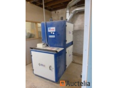 Dust Extractor Unit Coral Eurofilter 200 M