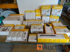Equipment domotic SOMFY Store Value €2800