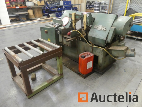 Equipment for the metal industry