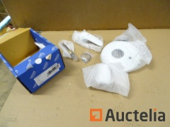 Facade for single lever mixer 2 outlets Eurostyle Grole (for shower or bath/shower installation) store value €129