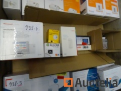 Heating and electricity items (store value +/-€540)