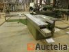 Horizontal panel saw with Altendorf chip extractor unit ALT Ducuroir