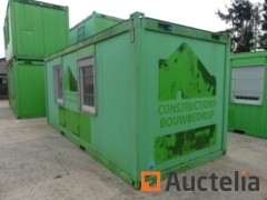 Insulated Office Container 20 feet - Ref 69496