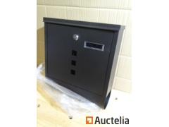 Mailbox with newspaper holder TAGA TG2214