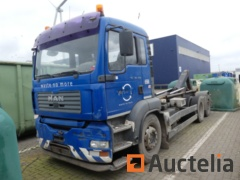 MATIS: 6568- Container truck MAN HS 26 FNLC