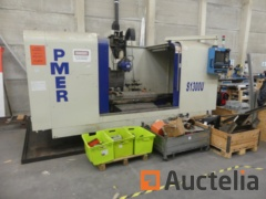 Metal milling machine 5 axes PMER S1300U