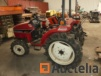 Mitsubishi MT185 Mini agricultural tractor to be reconditioned