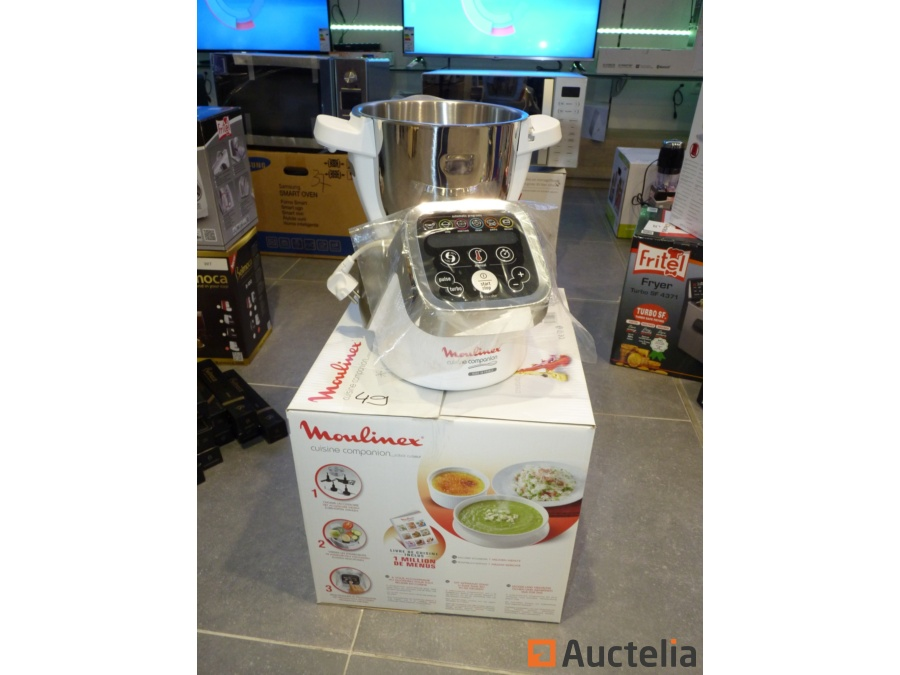 Moulinex Kitchen Cooker Robot Companion