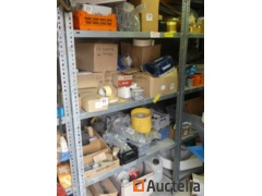 Nails, fasteners, various products