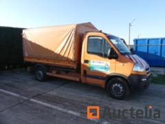 Opel Movano Pickup Truck (2010-261.700 km) (gearbox to replace)