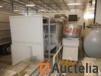 Paint booth, preparation cabin, oven,...
