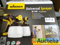 painting Pistol New Universal Wagner Sprayer W 590 Value Store