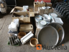 Plates, Cups, Saucers, bowls