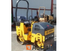 Road compactor Bomag BW80AD-2 - REF2956