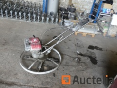 Thermal helicopter for concrete screed DYNAPAC BC36GE