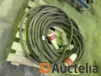 Three-phase electrical cables with plugs
