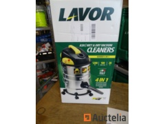 Vacuum cleaner ash/dust/liquids and blower LAVOR Ashley Kombo 4 in 1
