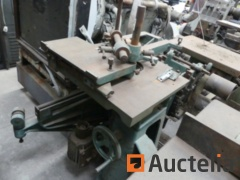 VANDEBELDE Spindle moulder tenoning machine (to be reconditioned)