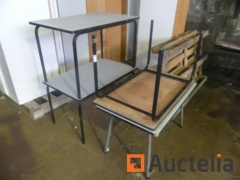 4 Tables basse