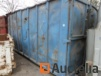 Container 23 m² ouvert